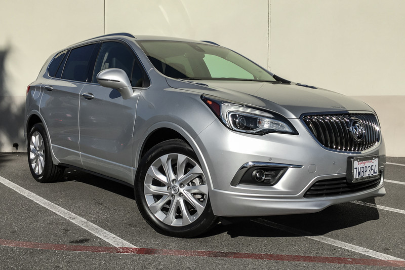 All Wheel Drive Suv Pre Owned 2016 Buick Envision Premium I