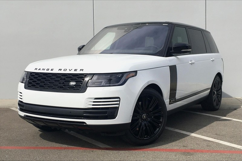 New 2020 Land Rover Range Rover LWB