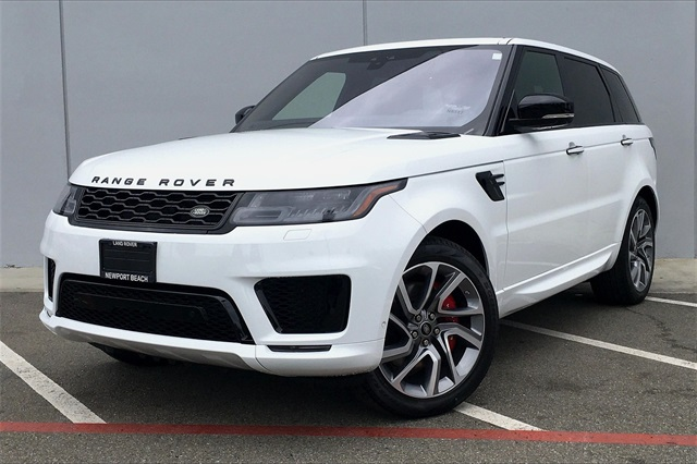 Certified Pre Owned 2018 Land Rover