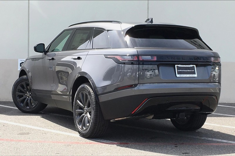 New 2019 Land Rover Range Rover Velar S With Navigation