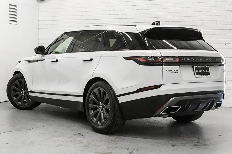 2018 land rover black. contemporary land new 2018 land rover range velar rdynamic se intended land rover black