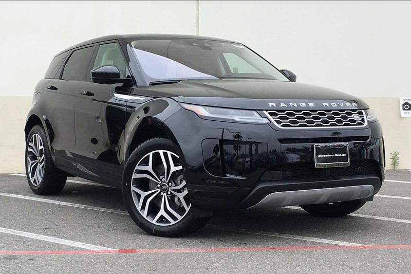 Land Rover Evoque >> New 2020 Land Rover Range Rover Evoque Se All Wheel Drive Suv