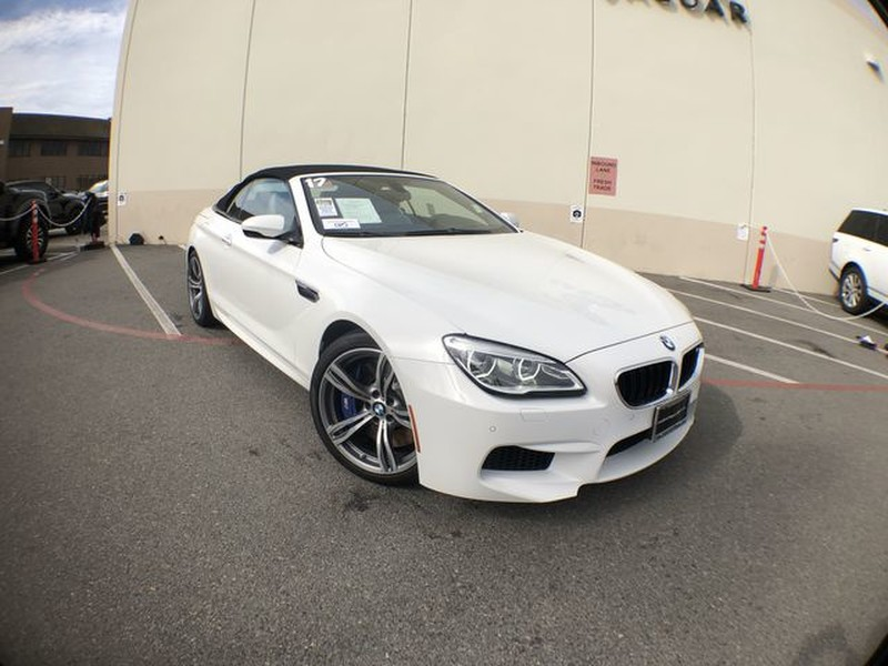 Pre Owned 2017 Bmw M6