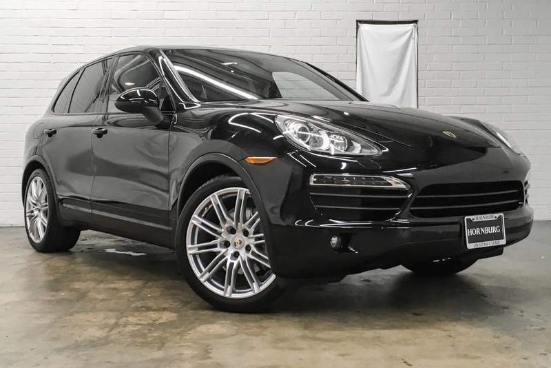 Used Porsche Cayenne West Hollywood Ca